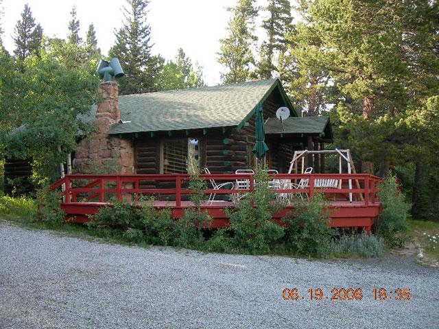 Fowler Cabin Meeker Park Colorado